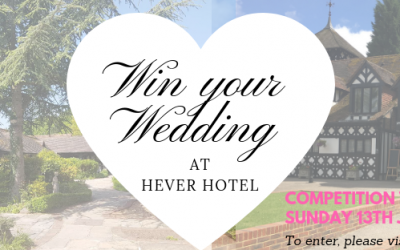 Hever Hotel – Win your Wedding Competition