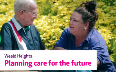 Are you considering long term care for yourself or a loved one?