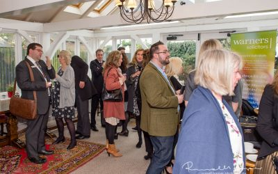 Sevenoaks Networking at The White Hart with Warners Solicitors