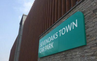 Sevenoaks Town Car Park is now open