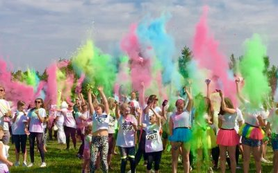 More sponsors needed for the We Are Beams Colour Dash – 9th June