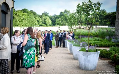 Stunning location for our Annual Summer Reception