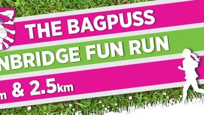 The Bagpuss Fun Run in aid of Hospices of Hope