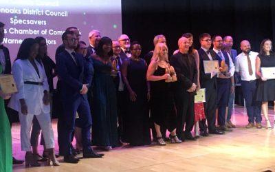 Winners of Sevenoaks Business Awards 2019 – Congratulations All