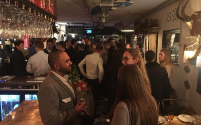 Great Evening at the Next Gen Pre-Christmas Networking