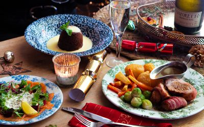 Try out Bill's Christmas Menu available from November 19th