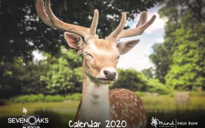 West Kent Mind 'Sevenoaks In Focus' 2020 Calendar