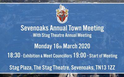 Sevenoaks Annual Town Meeting