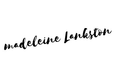 Madeleine Lankston Coaching