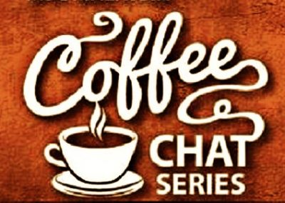 WEEKLY ZOOM COFFEE AND CHAT