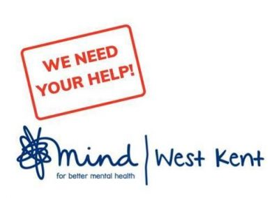 Emergency Just Giving Appeal for West Kent Mind