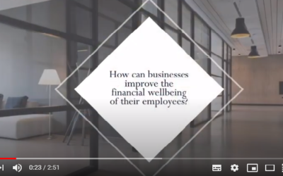 Workplace Financial Education and Wellbeing