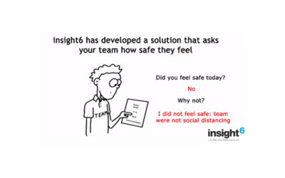 Covid Team Safety Checker from Insight6