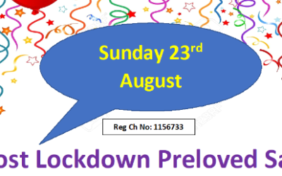Local Charity Event not to be missed – 23rd August
