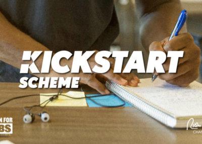 GOV.UK Launch Kickstart Scheme