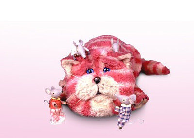 JOIN THE BAGPUSS CHALLENGE AND RAISE FUNDS FOR THE BAGPUSS CHILDREN'S HOSPICE WING IN ROMANIA