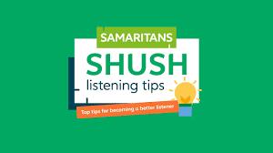 LISTENING TIPS FROM SEVENOAKS SAMARITANS