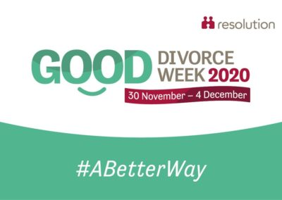 Thackray Williams involved in Good Divorce Week