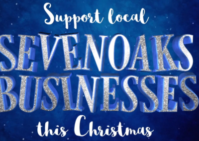 Why Shop in Sevenoaks this Christmas – View the new Town Video Here