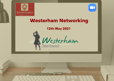 MAY WESTERHAM NETWORKING MEETING